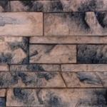 Сланец Карпатский коричневый мрамор АРТ 1404М