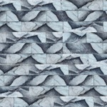 кирпичный скол, серый мрамор АРТ 0806М