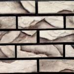 0802 М кирпичный скол бежевый мрамор